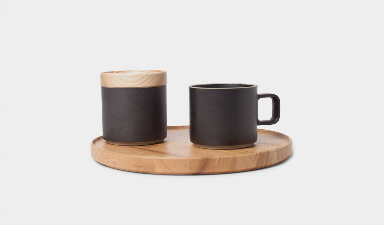 Black Coffee Cups